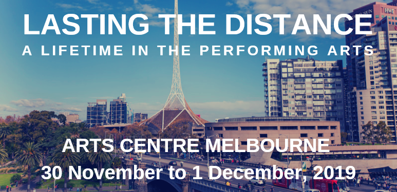 2019 Conference   The Australian Society for Performing Arts